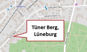 Bauprojekt Tüner Berg - Eigentumswohnungen in Lüneburger Toplagewidth=